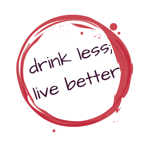 Drink Less; Live Better
